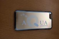 iPhone6用アルミケース