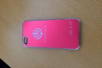 iPhone6アルミケース