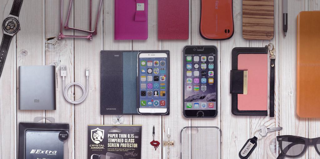 iPhone/iPadアクセサリー