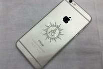 iPhone6本体刻印